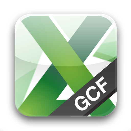 GCF Excel 2010 Tutorial 書籍 App LOGO-APP開箱王