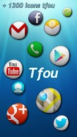 Screenshot of Tfou Theme GO/Apex/Nova HD