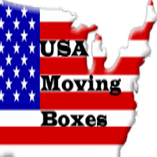 USA Moving Boxes Mobile Store