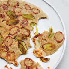 Buckwheat Crêpes With Andouille Sausage