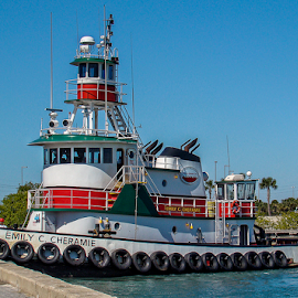 cheramie by Lennie Locken - Transportation Boats (  )