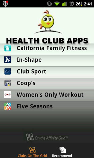 【免費健康App】Health Club Apps-APP點子