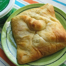 Quark-tasche ( German Cheese Pastry )