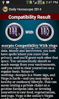 Screenshot of Daily Horoscope 2014