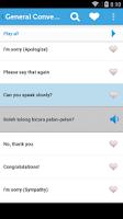 Screenshot of Learn Bahasa Indonesian