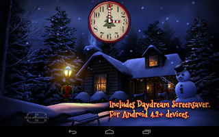 Screenshot of Christmas HD