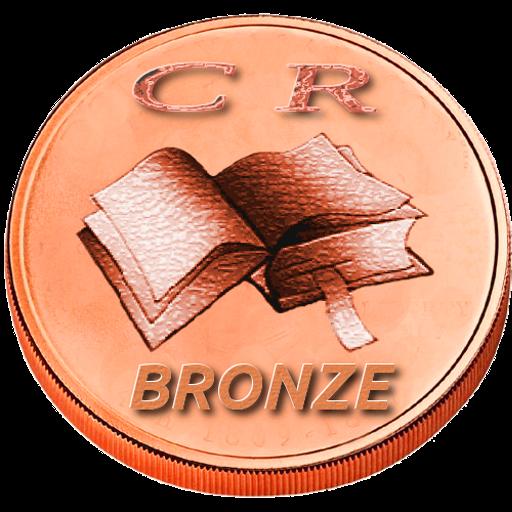 Cool Reader Bronze Donation LOGO-APP點子