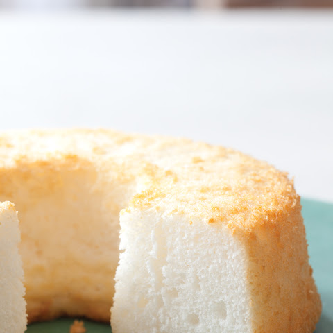 Lovely, Tender Angel Food Cake