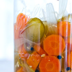 Pickled Jalapenos (escabeche)