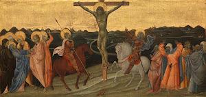 RIJKS: Giovanni di Paolo di Grazia: The Crucifixion 1447