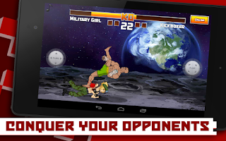 Screenshot of Flop Fu - Physics Fighter