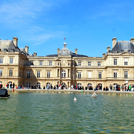 Luxembourg Palais, Paris by Sajal Gupta - Buildings & Architecture Other Exteriors (  )