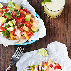 Loaded Queso Fries