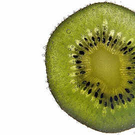 Kiwi by Richard Timothy Pyo - Food & Drink Fruits & Vegetables