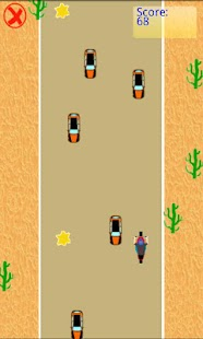 Racing Game - screenshot