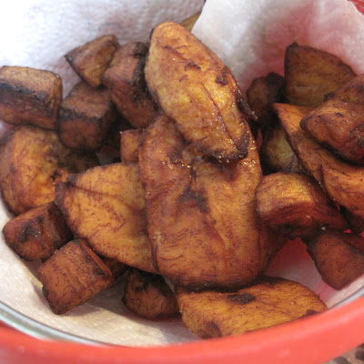 Dodo aka Fried Plantain