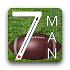7 Man Flag Football Playbook icon