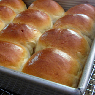 Southern Style Butter Yeast Rolls