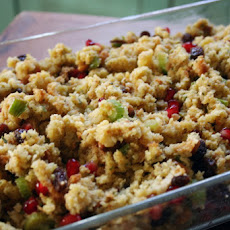 Pomegranate Stuffing and 1920′s Thanksgiving
