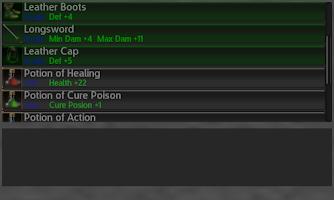 Screenshot of The Dungeon Beta