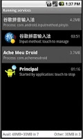 Screenshot of Find my Droid