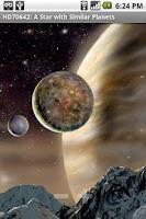 Screenshot of NASAImages