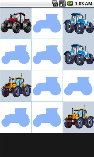 Tractor Series Pairs