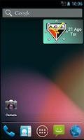 Screenshot of Atlético-GO app não oficial
