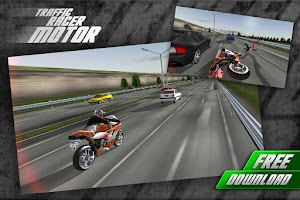 Screenshot of Traffic Racer Motor