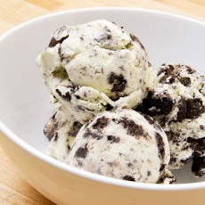 Mint Oreo Ice Cream