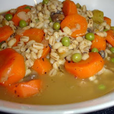 Barley Vegetable Soup