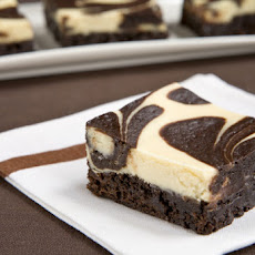 Brownie Chocolate Chip Cheesecake