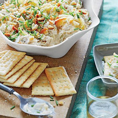 Artichoke and Crabmeat Dip