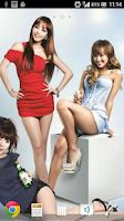 Screenshot of Sistar Livewallpaper