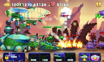 Screenshot of Century Wars