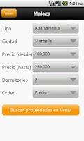 Screenshot of Bolsa Pisos