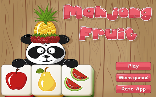 Download Fruit Mahjong HD APK