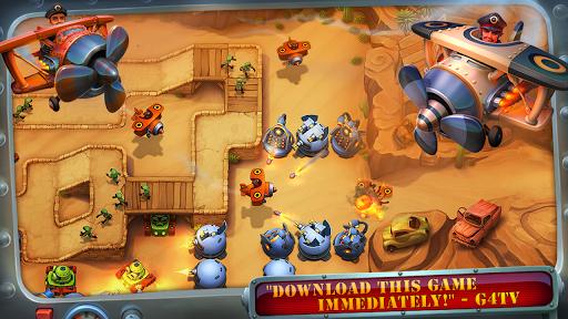 Fieldrunners 2 - screenshot