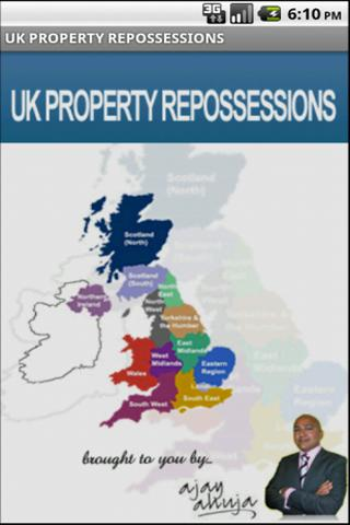 【免費商業App】UK Property Repossessions-APP點子