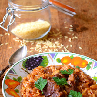 Greek Lamb Orzo Recipes