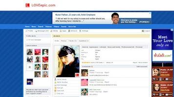Screenshot of Love Epic: Dating & Friendship