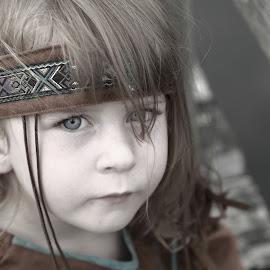 Innocence by Jacqui Sjonger - Babies & Children Children Candids