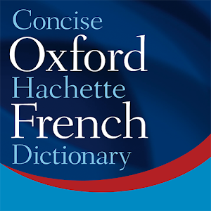 Concise Oxford French Dict