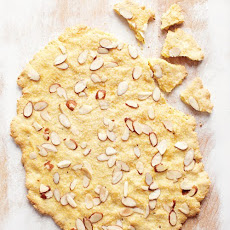 Lemon-Cornmeal Sheet Cookie