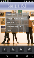 Screenshot of The Phillips Collection