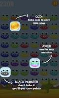 Screenshot of Monster Swipe