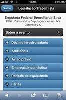 Screenshot of Brazilian Employment Law