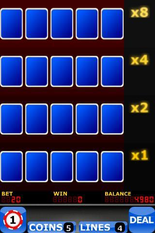 Upgrade Video Poker FREE