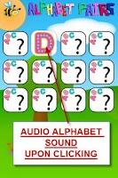 Screenshot of Alphabet Pairs Lite