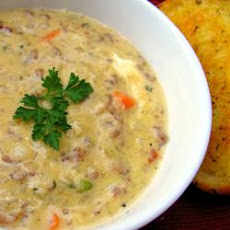 Cheeseburger Soup I